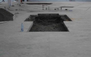 taiere beton mures