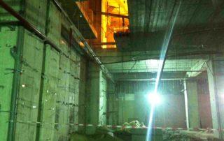 carotare beton mall