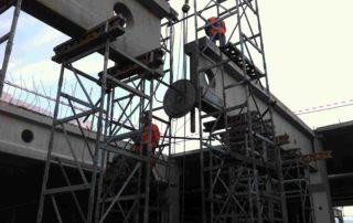 taiere beton gorj
