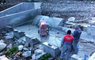taiere beton Sibiu